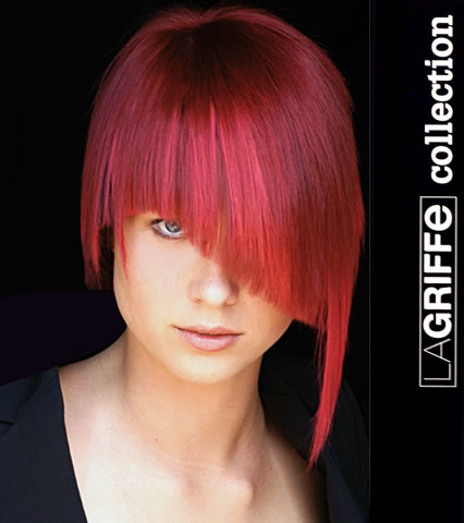 LA GRIFFE - Hairstyles Magazine Cover