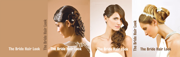 KEMON - The Bride Hair Look - Hairstyles Commercial Book