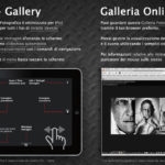 Galleria Fotografica Online Ipad
