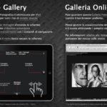 Galleria Fotografica Online Ipad