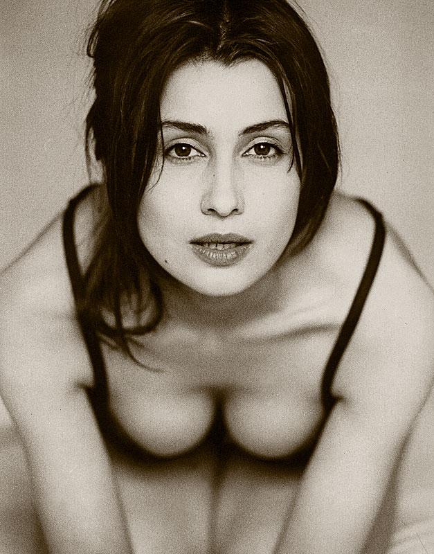 Claudia Koll fotografata da Elio Carchidi