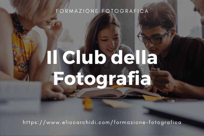 Formazione Fotografica