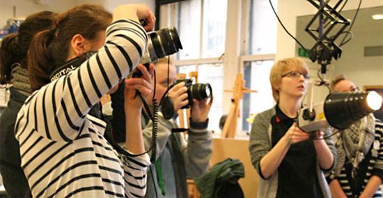 Corso di Ritratto, Workshop Fotografico a Roma