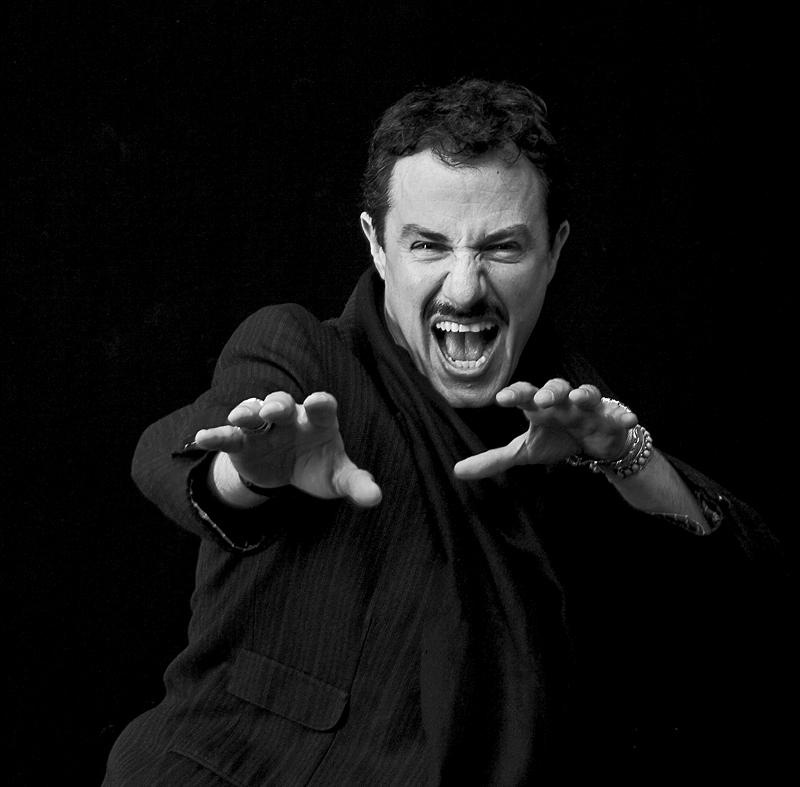 Fotografia Professionale: Ritratto di Giampiero Ingrassia
