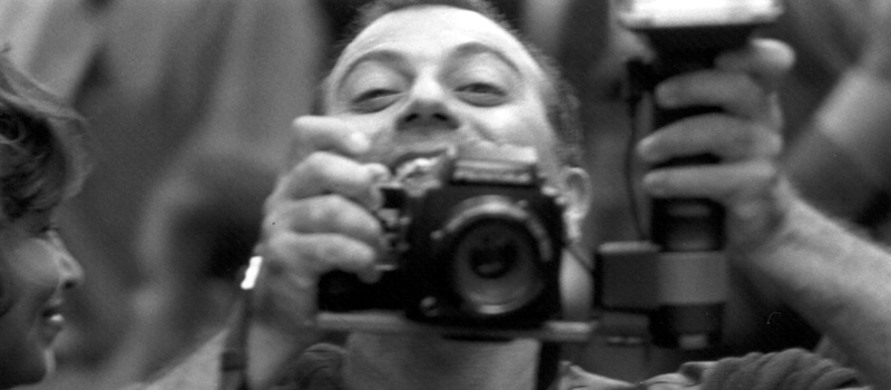 Famous Italian Photographer Biography