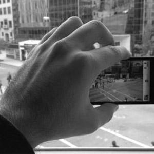 Fare foto con Iphone