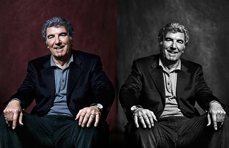 Ritratto Fotografico Dino Zoff