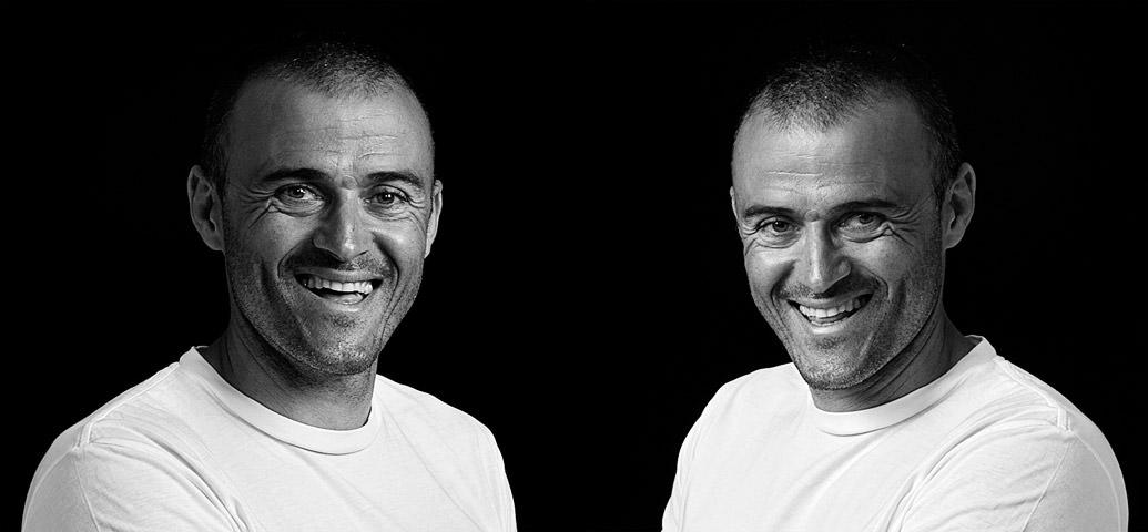 Ritratti Fotografici - Luis Enrique
