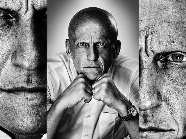 Ritratti Fotografici - Pierluigi Collina