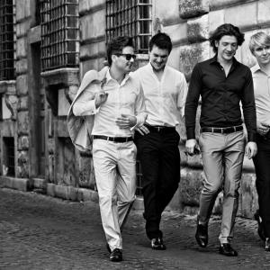 Fotografie musicisti Band Kvatro
