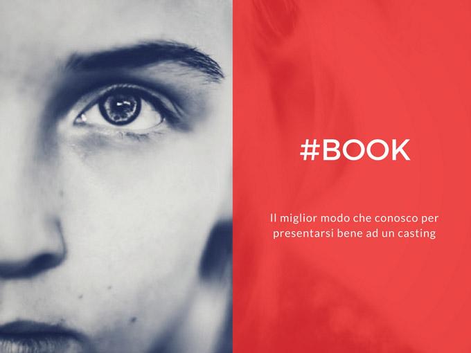 Book Fotografico Attrici
