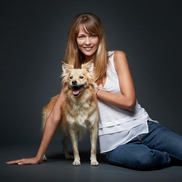 Belle Foto di Cani Belli di belle ragazze