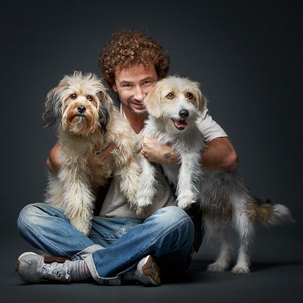 Belle Foto di Cuccioli di Cani Meticci