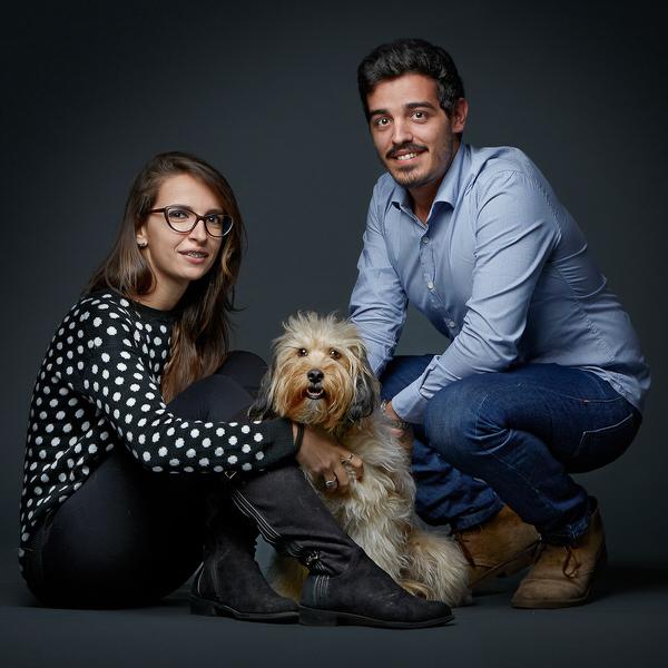 Belle Foto di Cani Belli in famiglia
