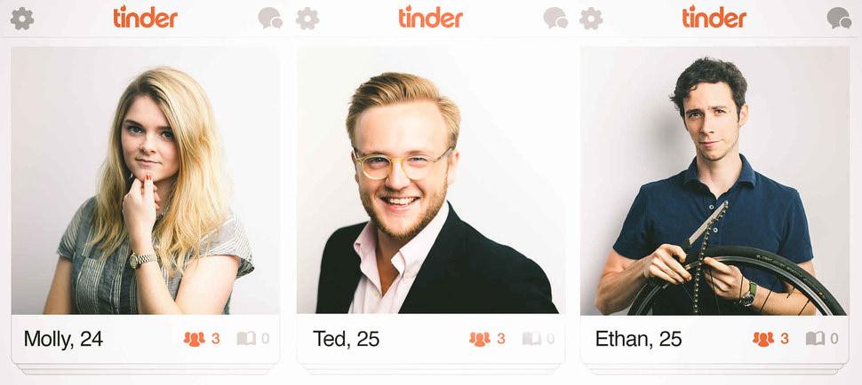 Come fare conoscenze interessanti su Tinder