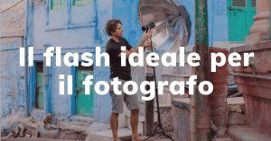 flash fotografici professionali