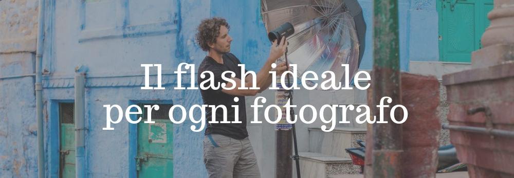 I migliori flash fotografici del mondo