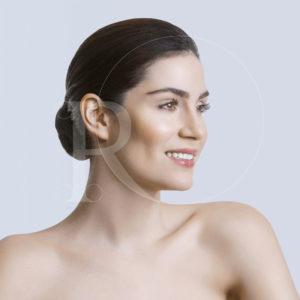 Fotografia di medicina estetica e dermatologia
