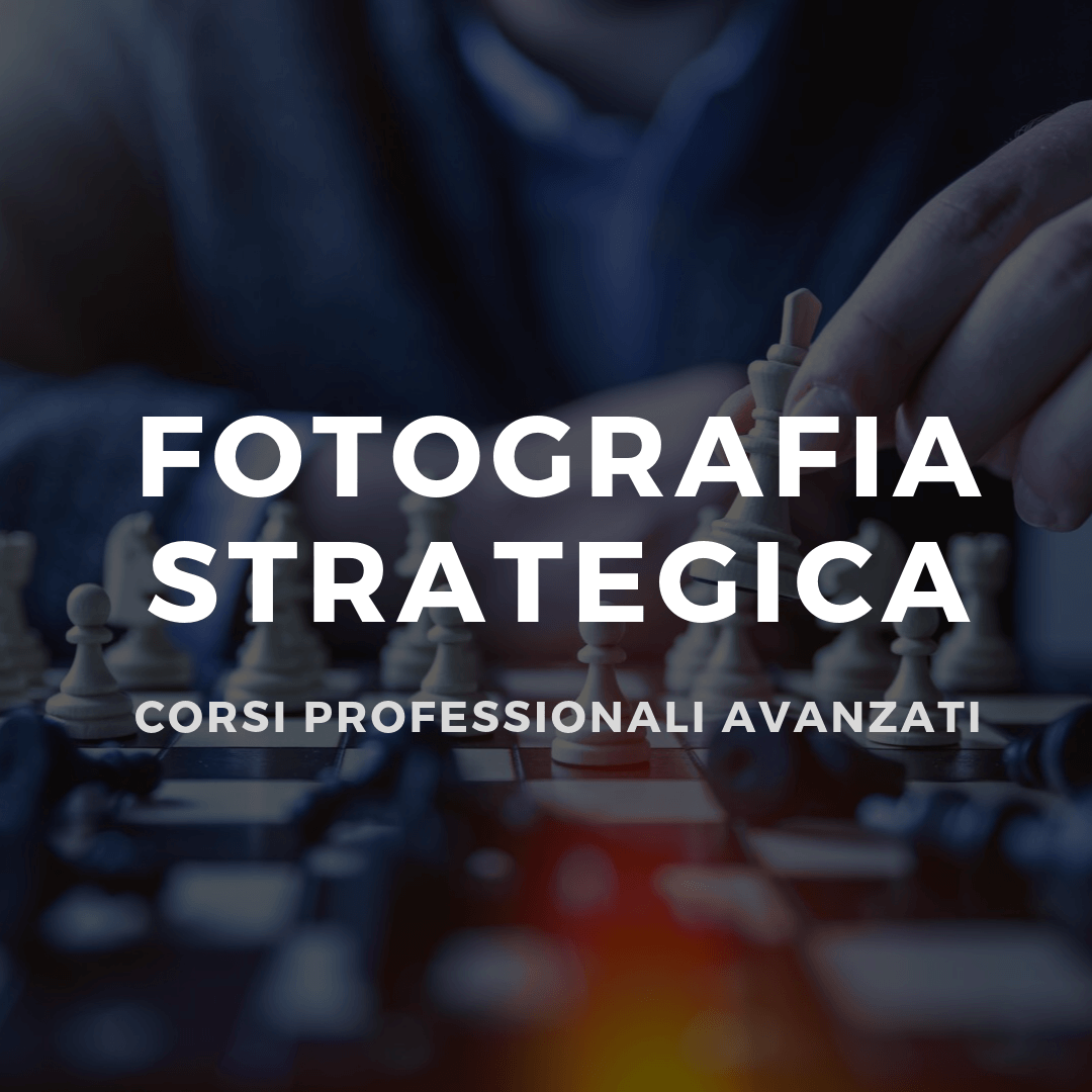 Fotografia Professionale Strategica