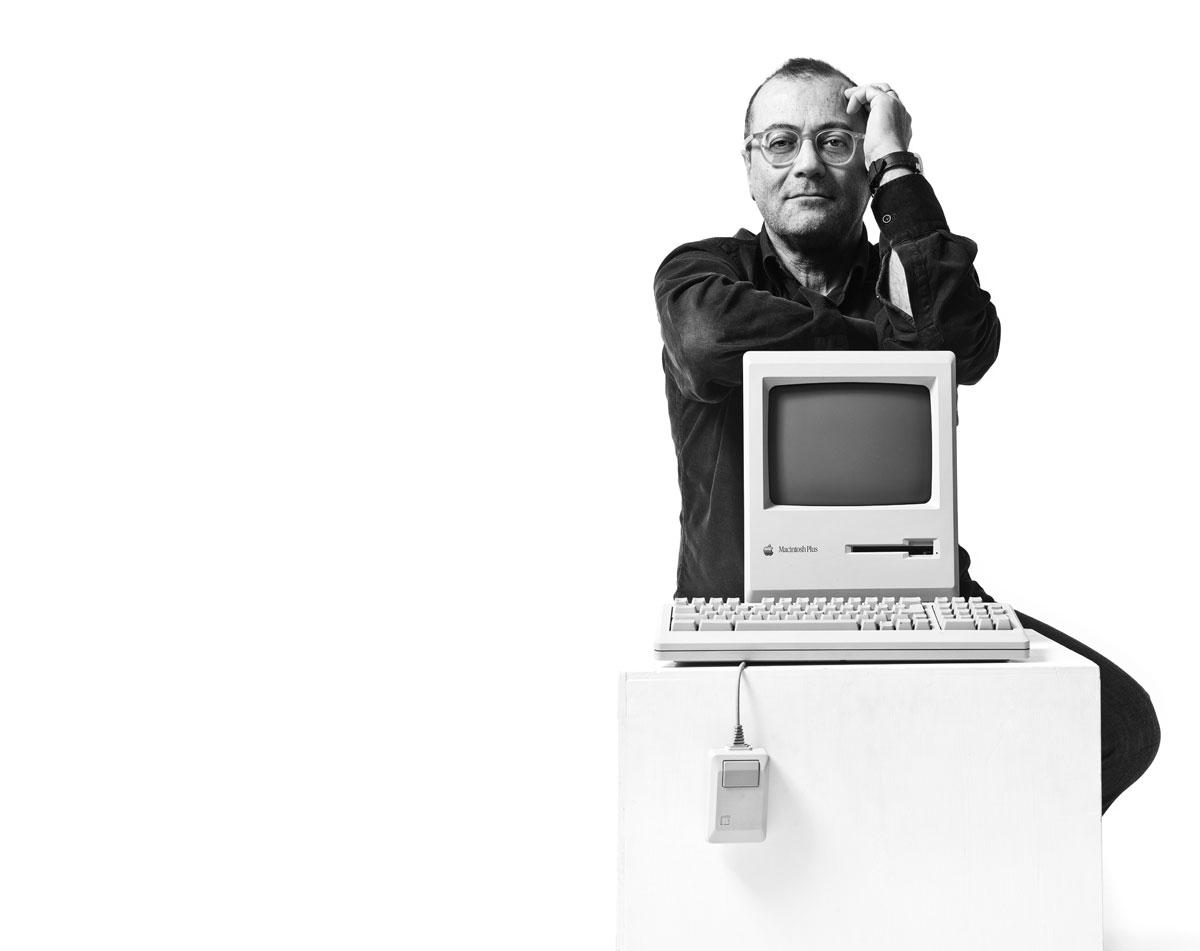 Elio L. Carchidi, Fotografo Ritrattista