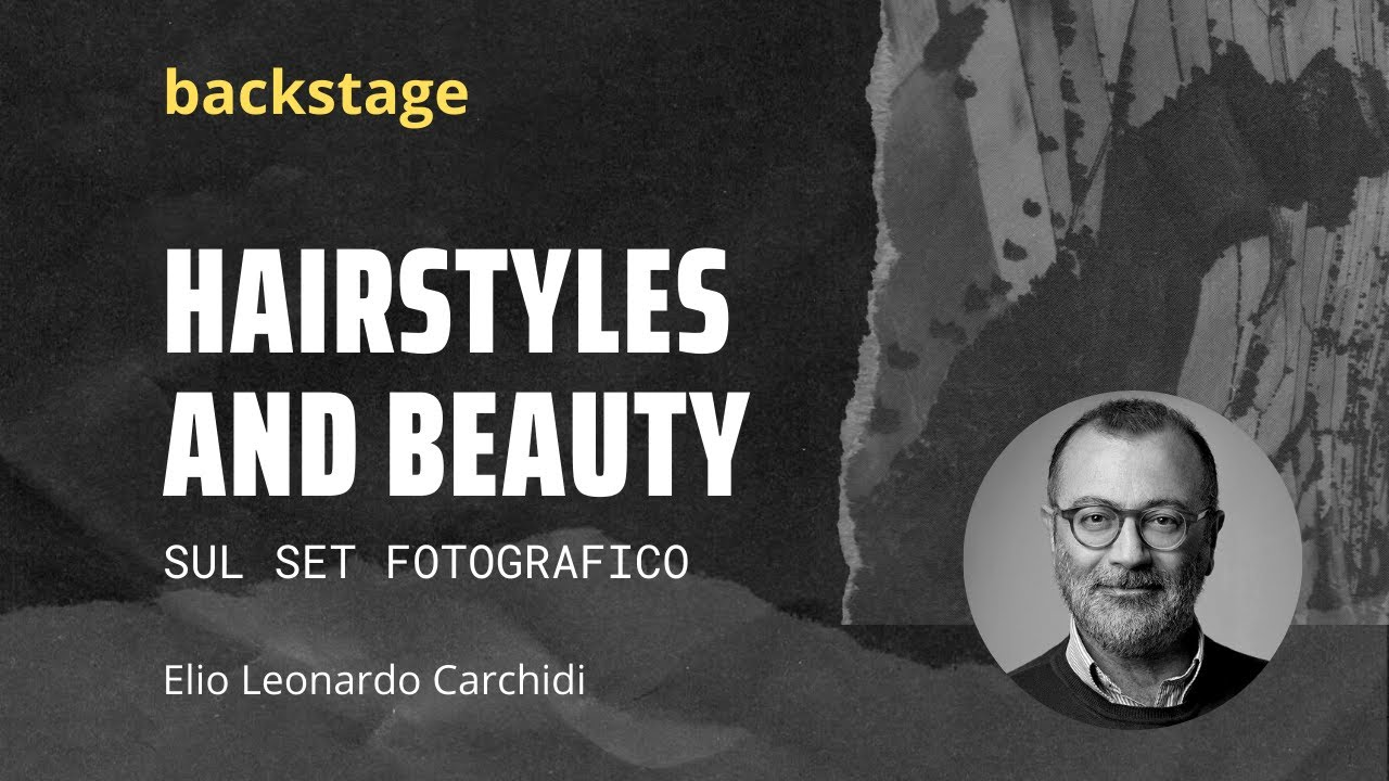 Showreel video clip per portfolio fotografico di beauty
