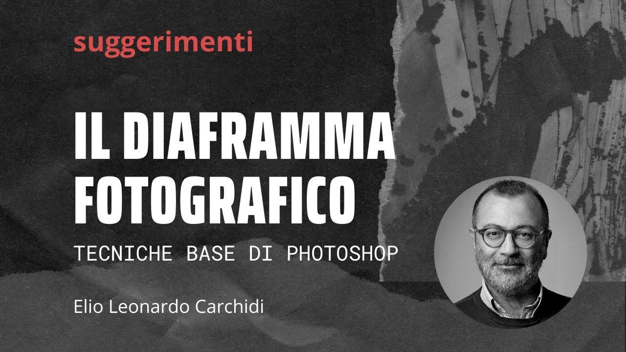 Il diaframma fotografico