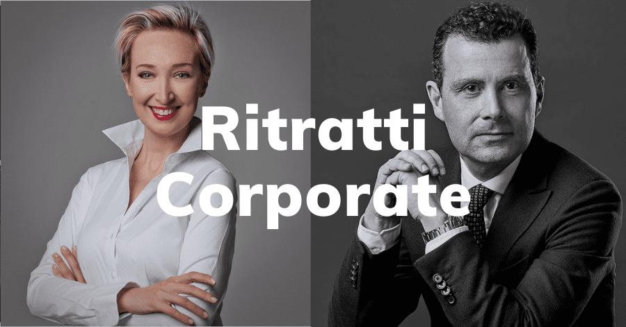 Foto ritratti corporate. Foto aziendali per manager e professionisti.